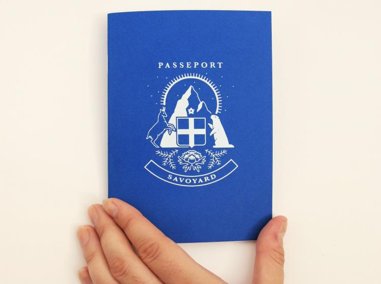 passeport couverture