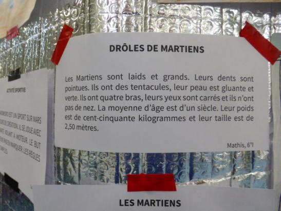 Exposition Objectif Mars