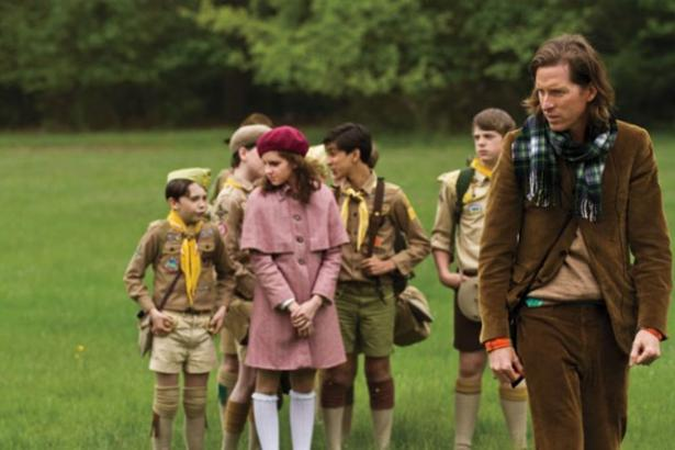 Moonrise Kingdom de Wes Anderson, 2012