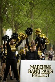 Frederic Nauczyciel - Marching Band Paris Project