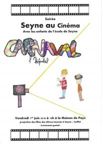 Post-production à l'école de Seyne