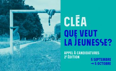 Appel à candidatures CLÉA, 2e édition