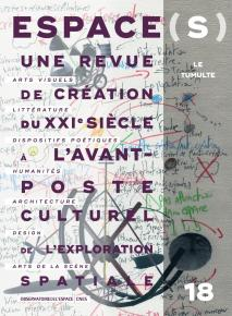 Couverture revue Espace(s) #18http://cnesobservatoire-leseditions.fr/Collections/1
