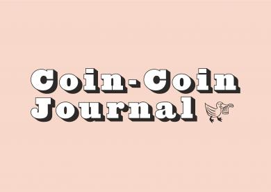 Logotype du Coin-Coin Journal